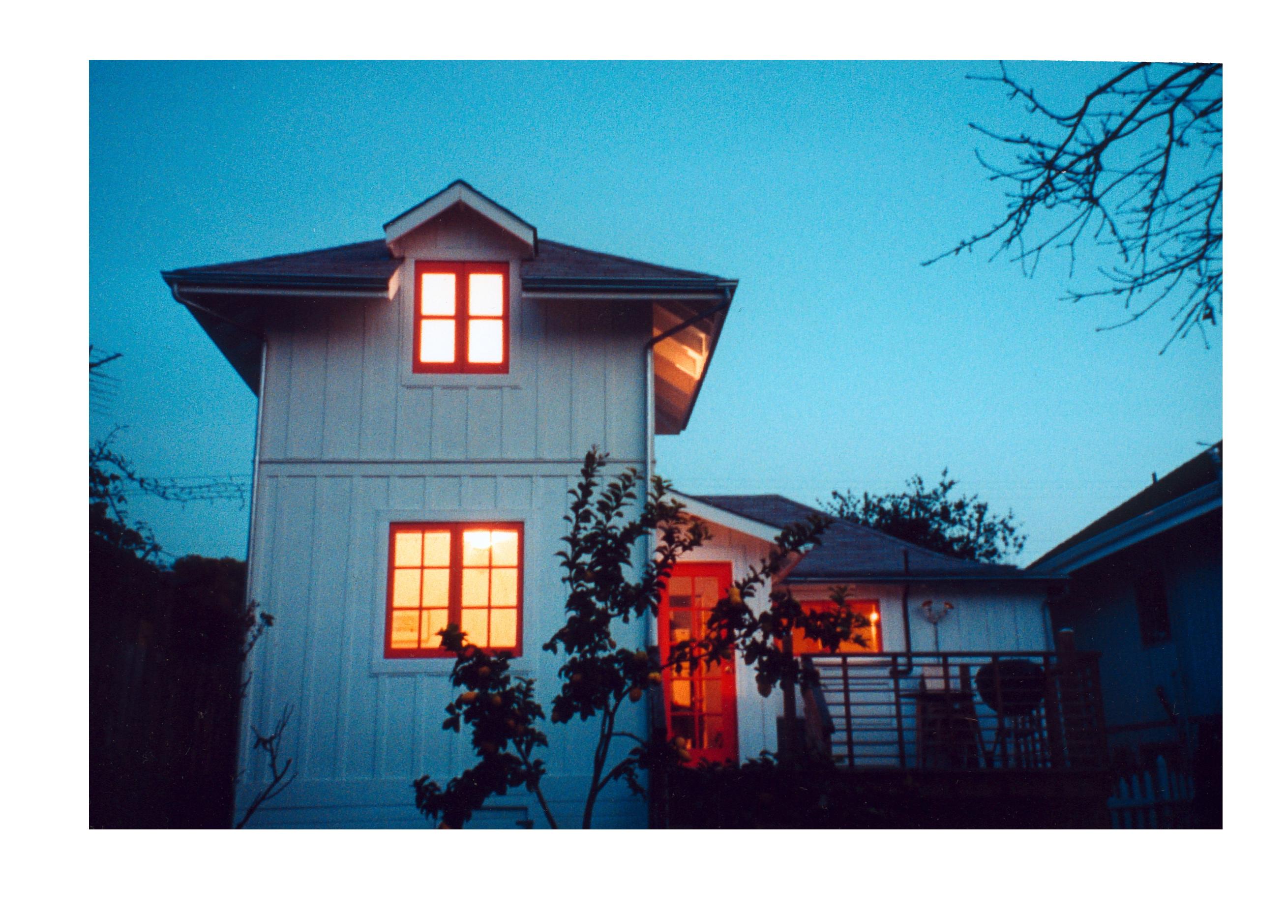 Alameda cottage addition
