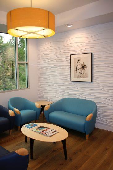 Designed medical offices