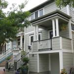 Alameda remodel of facade