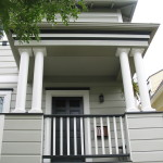 Alameda remodel front stairs