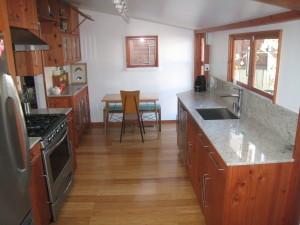 Alameda cottage remodel new kitchen