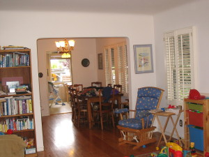 Alameda addition before
