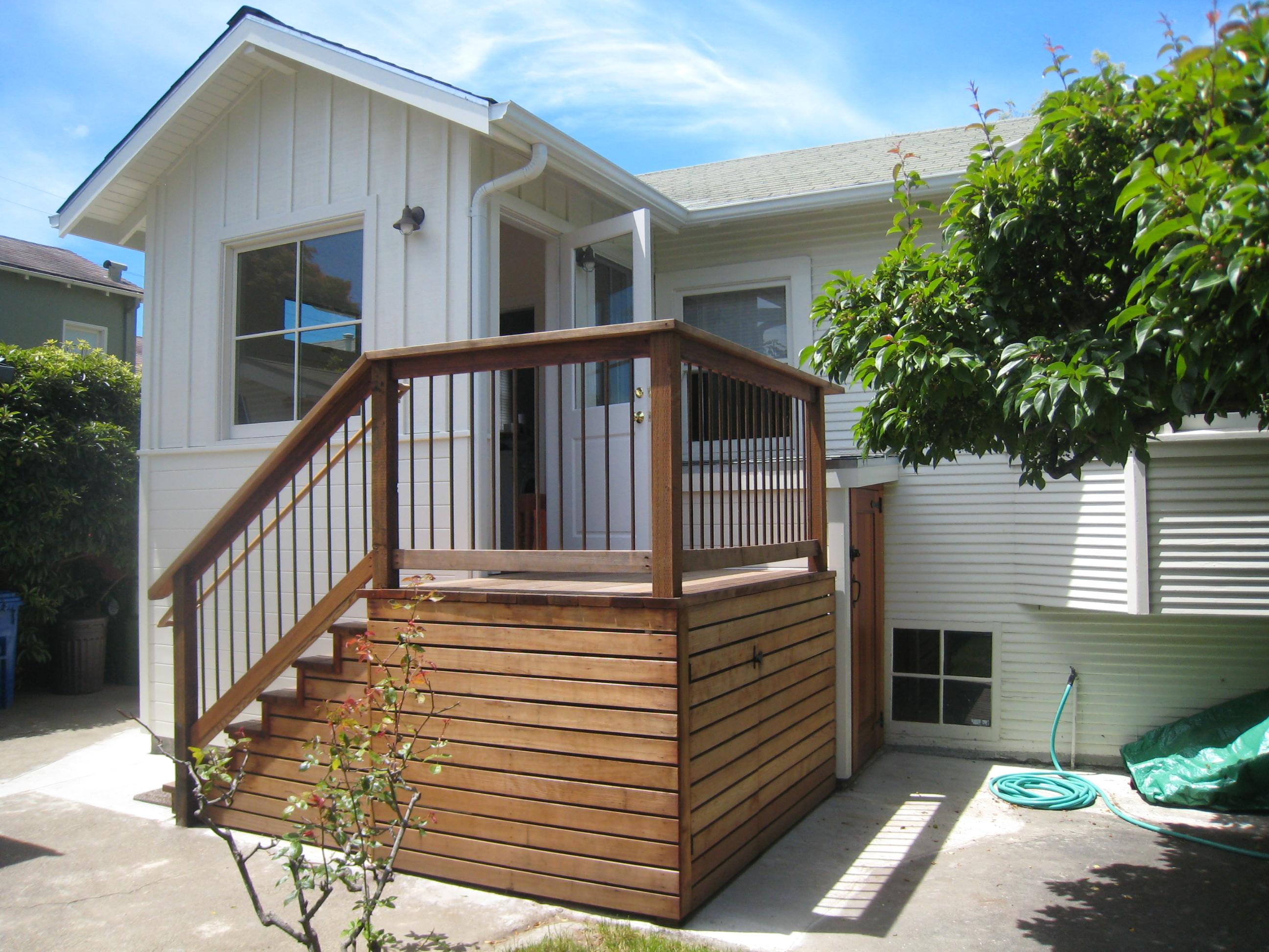 El Cerrito Cottage Addition