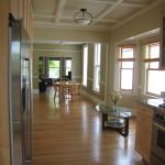 Victorian remodel hallway