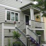 Alameda home facade remodel