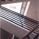 Oakland Hills remodel staircase