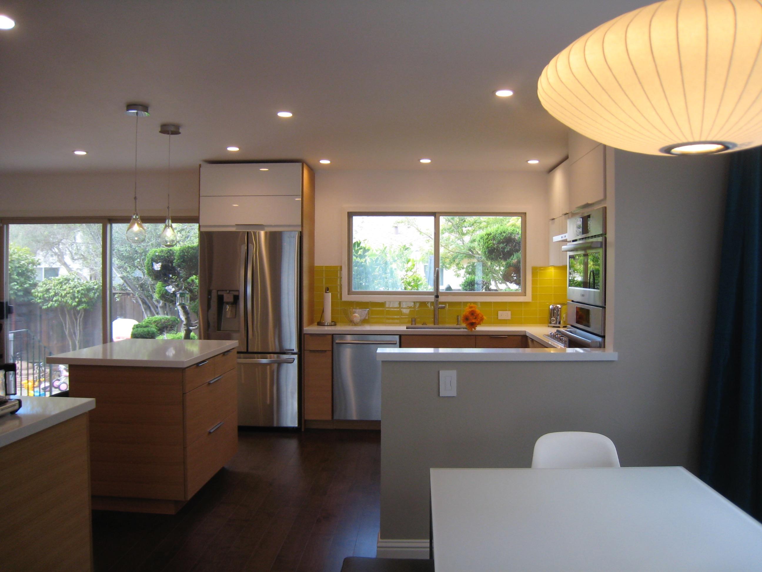 Odabachian kitchen remodel