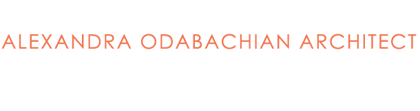 Alexandra Odabachian Architect
